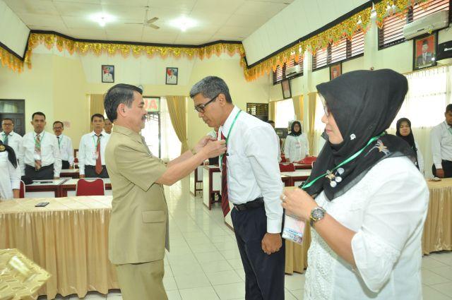 Penutupan Diklat Rancang Bangun Kurikulum Di Lingkungan Pemerintah Provinsi Sumatera Barat