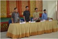 Pembukaan Diklat Fungsional Calon Pengawas Sekolah Di Lingkungan Pemerintah Provinsi, Kabupaten Dan Kota Se Sumatera Barat